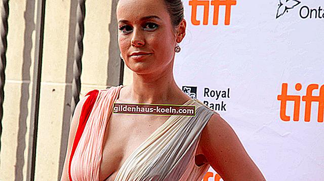 Brie Larson Biografie