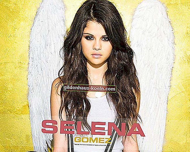 Selena Gomez Biografija